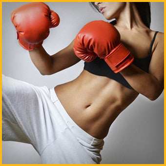 Monday Kickboxing - (May 6 - July 22)