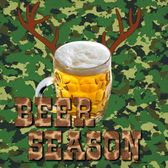 Beer Season Sign