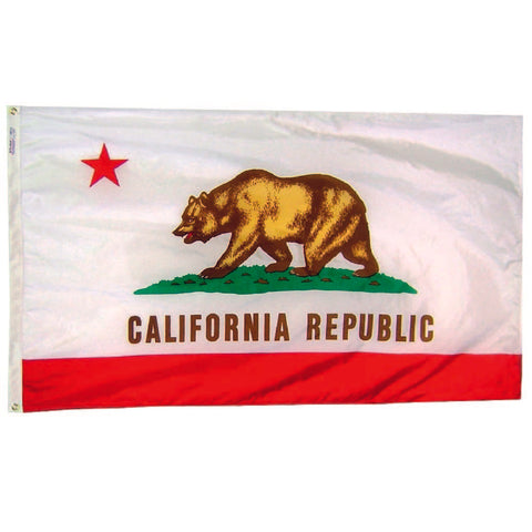 California State Flag - Nylon