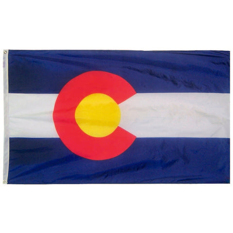 Colorado State Flag - Nylon