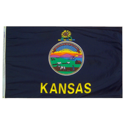 Kansas State Flag - Nylon