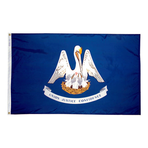 Louisiana State Flag - Nylon