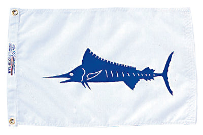 Marlin  Fish Flag