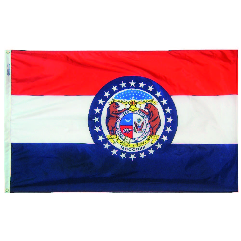 Missouri State Flag - Nylon