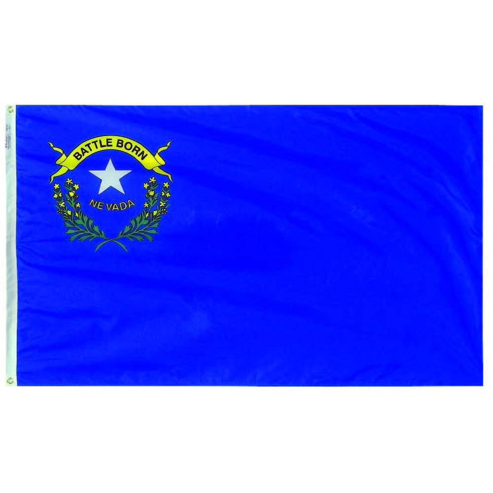 Nevada State Flag - Nylon