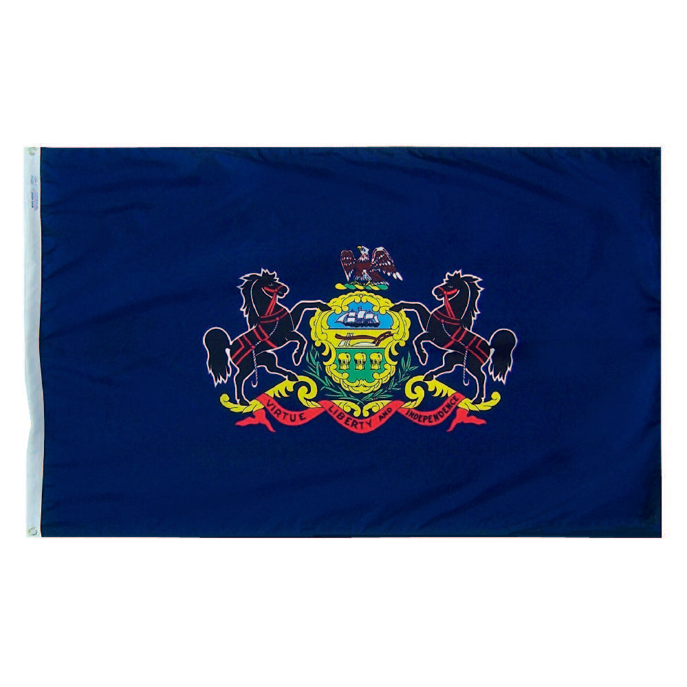 Pennsylvania State Flag - Nylon