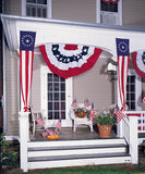 Colonial Style Pulldown Bunting