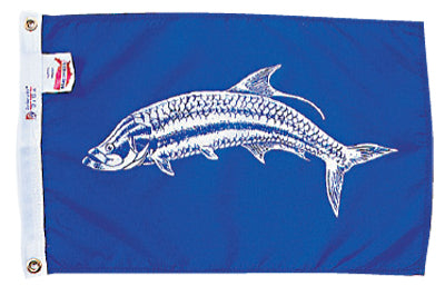 Tarpon Fish Flag