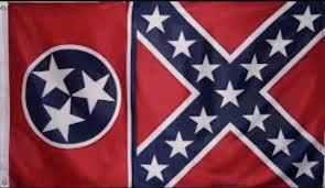 Tennessee/Confederate Flag