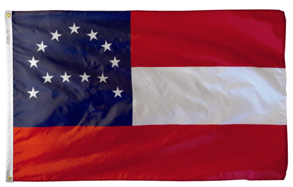 General Lee's Headquarters' Flag - Nylon