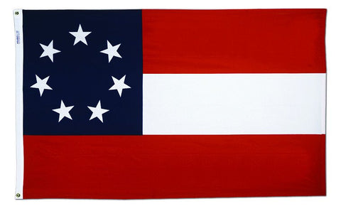 Stars and Bars - Super-Knit Polyester