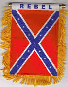 Confederate Mini Banners