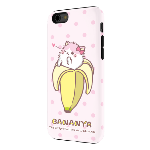 Bananya - Bananyako iPhone 6 Tough Case