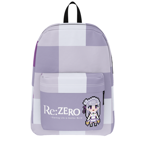 Re:ZERO - Pixel Emilia Backpack