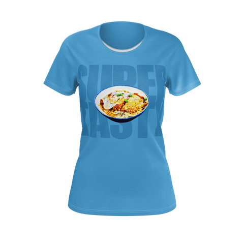 Super Tasty Pork Cutlet Bowl Tee (Women's)