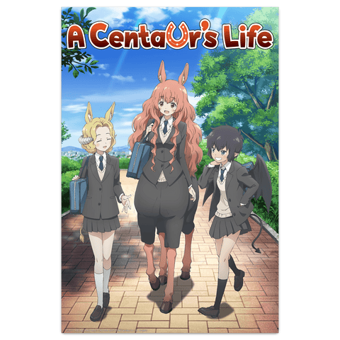 A Centaur's Life Poster