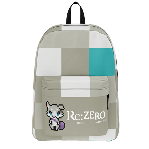 RE:ZERO PIXEL PACK BACKPACK