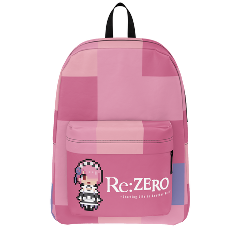 RE:ZERO PIXEL RAM BACKPACK