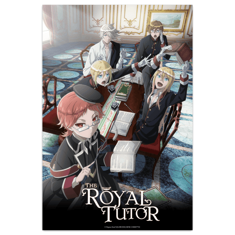 Heine The Royal Tutor Poster