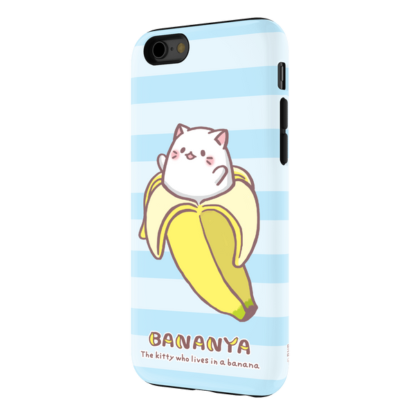 Bananya - iPhone 6 Tough Phone Case