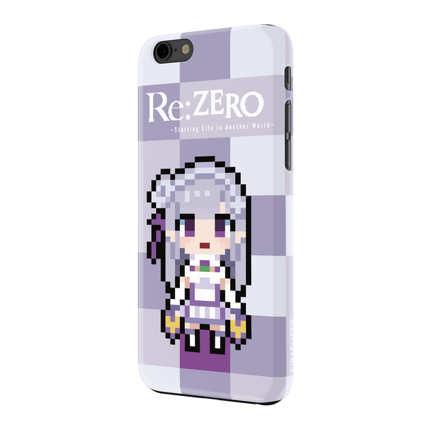 Re:ZERO - Pixel Emilia iPhone 6 Slim Case