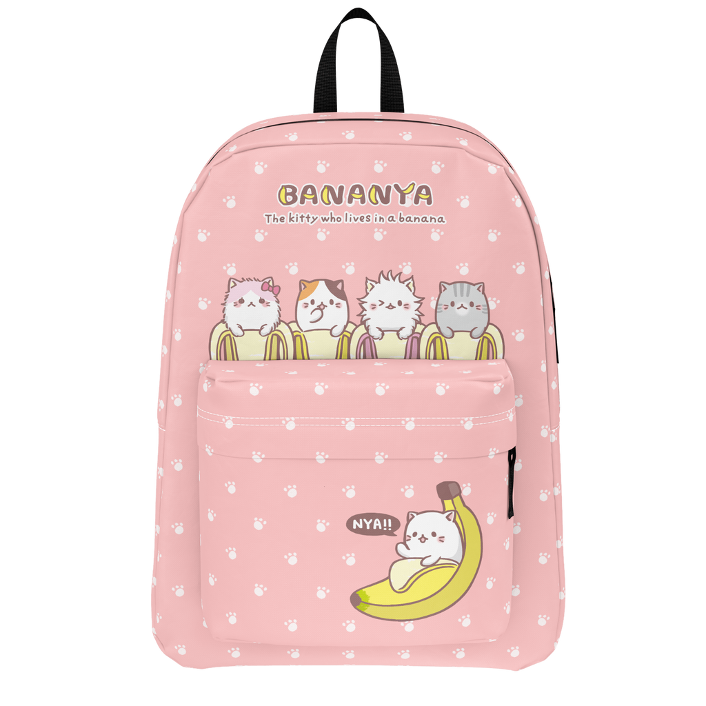 Bananya - Bunch of Bananyas Backpack
