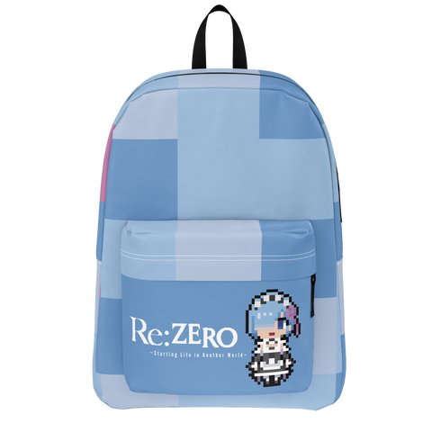 RE:ZERO PIXEL REM BACKPACK