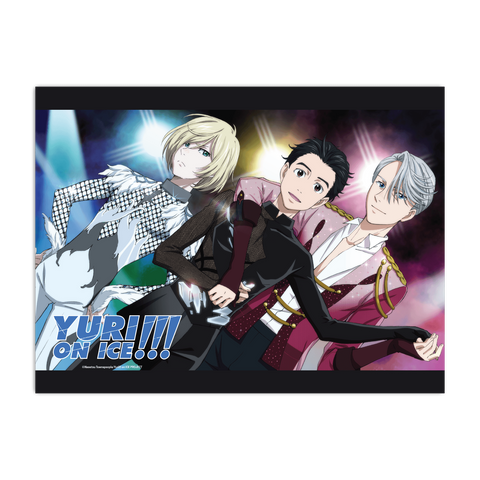 Yuri!!! On ICE - In Costume Poster