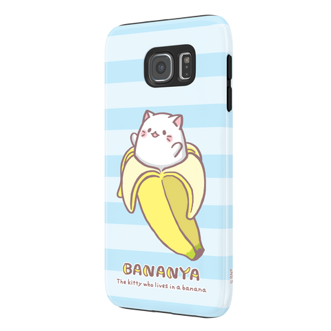 Bananya - Galaxy S6 Tough Phone Case