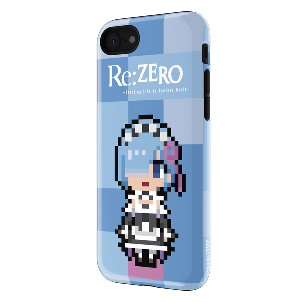 RE:ZERO PIXEL REM iPHONE 7 TOUGH CASE