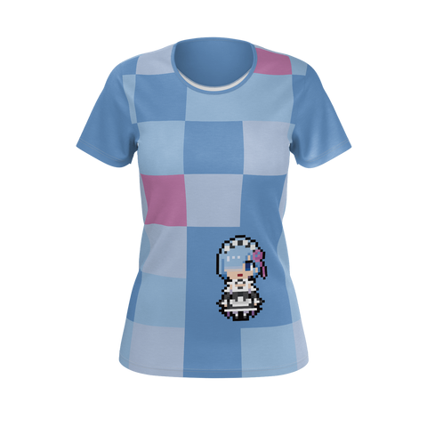 Re:ZERO - Pixel Rem Women's Tee