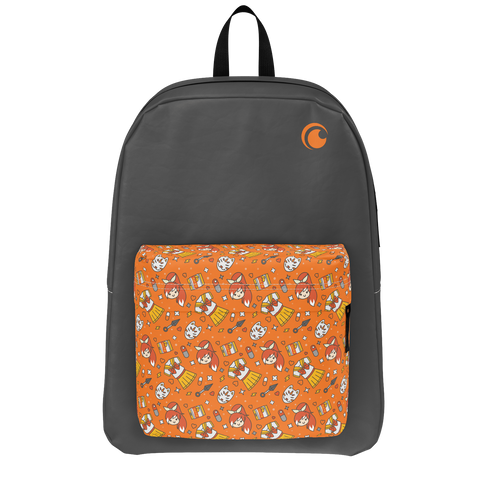 HIME-CHAN, BACKPACK, GREY