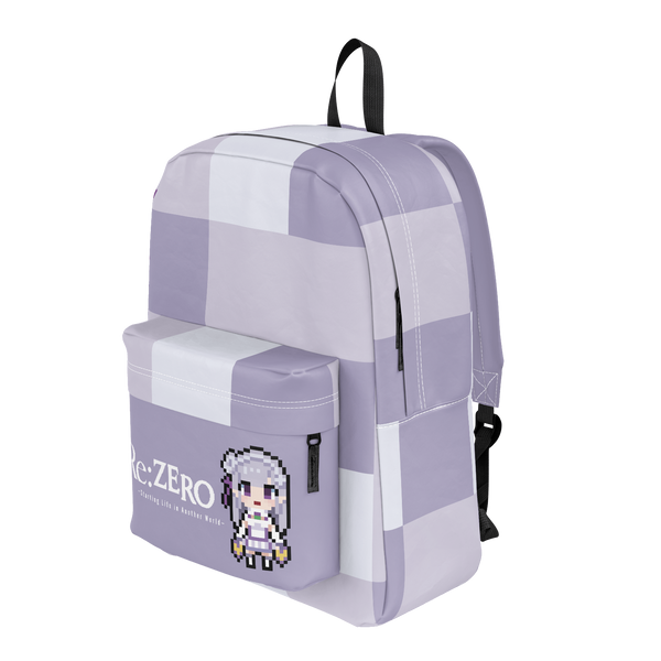 RE:ZERO PIXEL EMILIA BACKPACK
