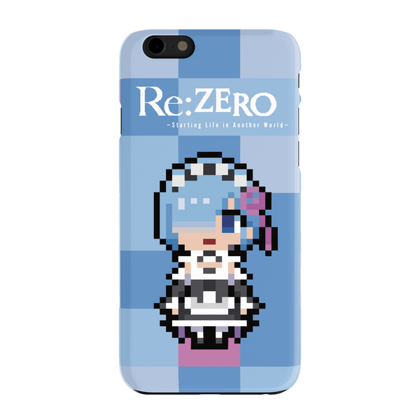 Re:ZERO - Pixel Rem iPhone 6 Slim Case