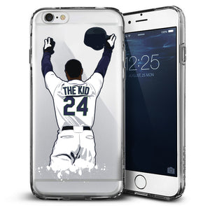 """The Kid"" Clear iPhone Case"