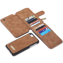 Leather Wallet Case