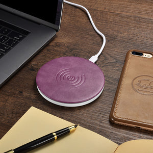 Limitless Leather Wireless Charge