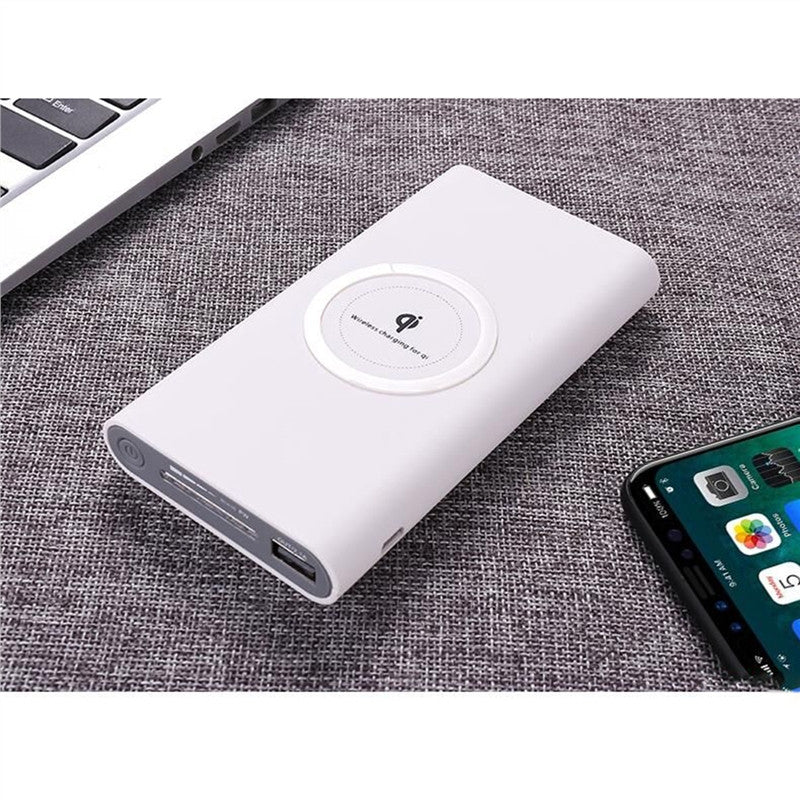 Limitless Universal Wireless Power Bank Charger