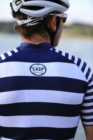 Casp Breton Stripes - Mens Cycling Jersey
