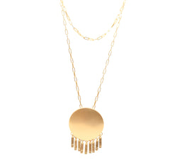 Sofia Layered Statement Necklace