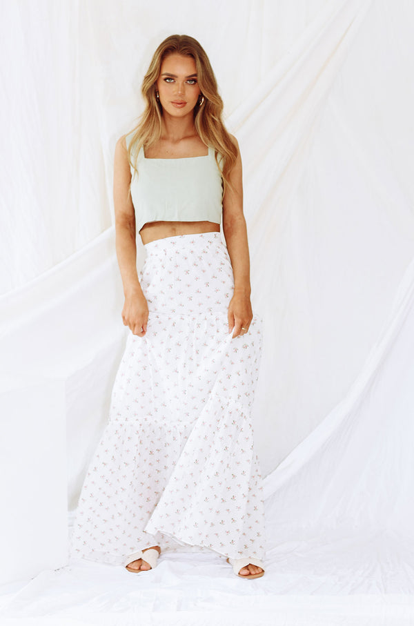 Yennifer Maxi Skirt