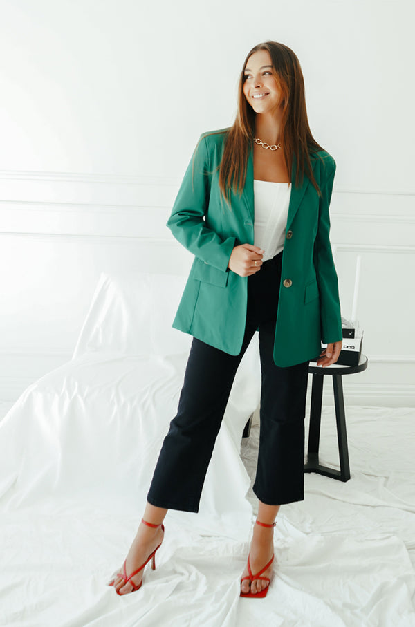 NATASHA PANTS BLACK