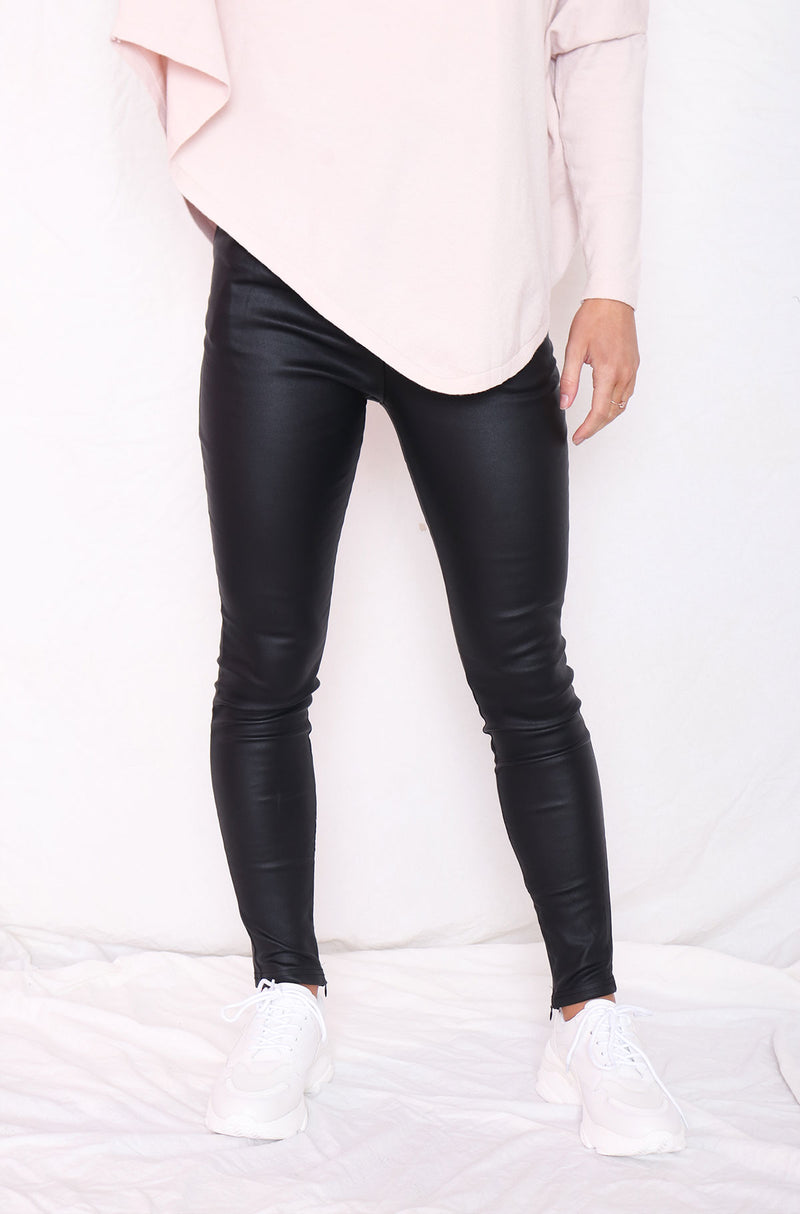 MOSMAN HIGH WAISTED PANT: Sleek and sexy