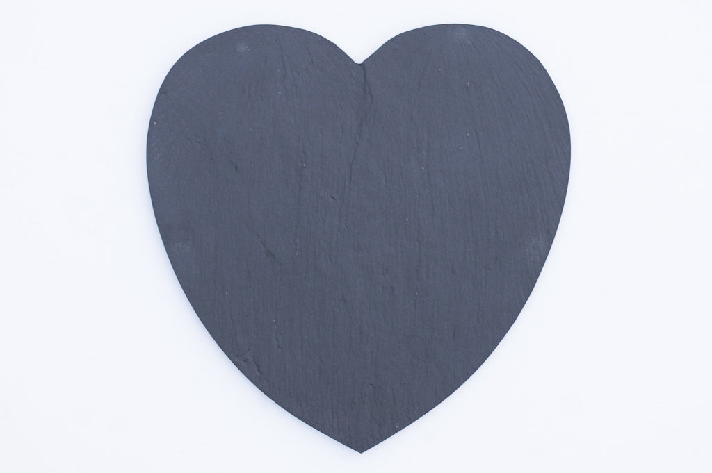 heart shaped slate cheese board knife set diy swissmar and