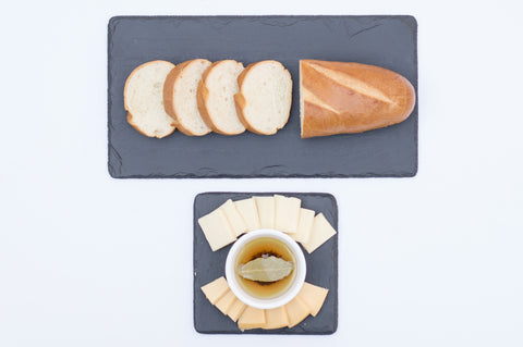 Square & Serving set - Housewarming gift