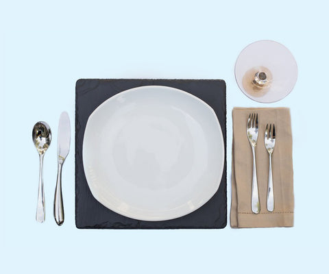 "Large Square Placemats - 12"" x 12"""