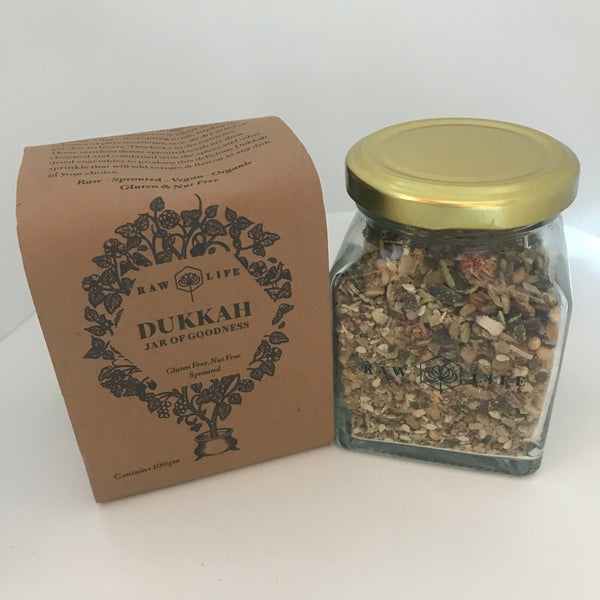 DUKKAH Jar of Goodness