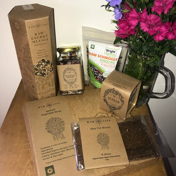 Raw Goodies Hamper