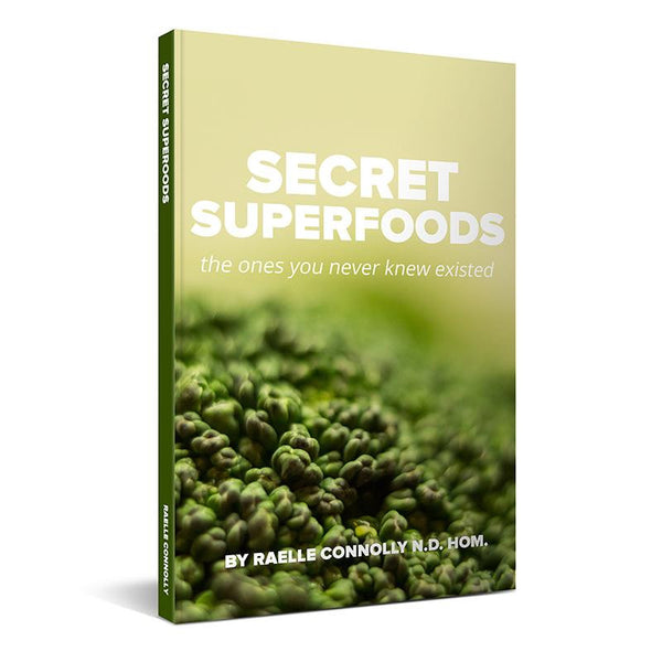 Secret Superfoods E-book