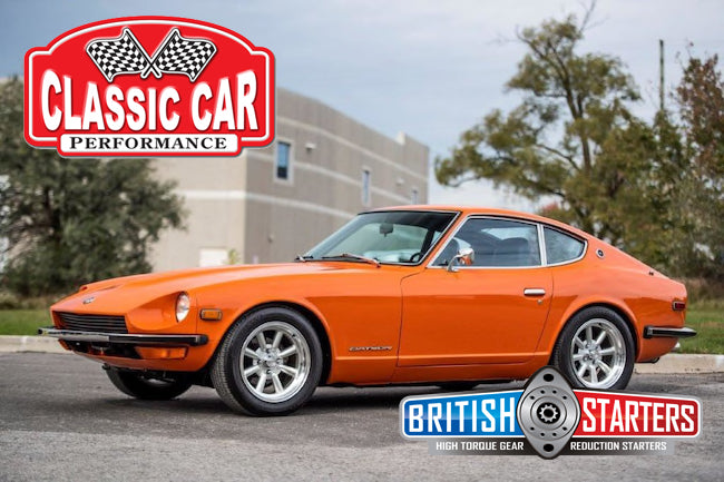 NEW PRODUCT!!  Datsun 240z-280z High Torque Starter now available.